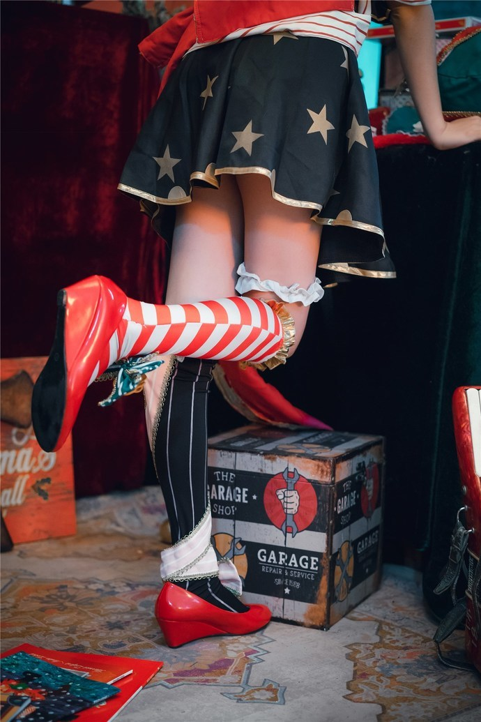 妮可小丝袜萝莉 少女二次元