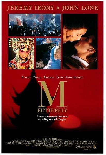 蝴蝶君 M. Butterfly[1993][剧情 / 爱情 / 同性][美国]