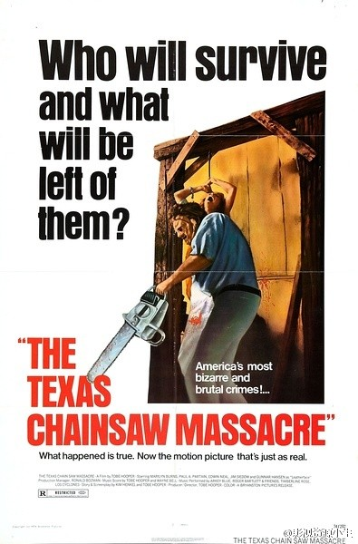 美国十大经典恐怖电影