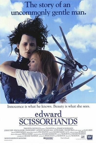 1990美国奇幻经典电影《剪刀手爱德华》HD1080P 高清下载