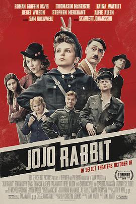 少年喬喬的異想世界 Jojo Rabbit