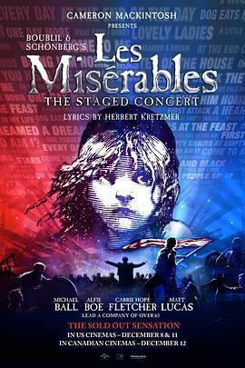 悲惨世界:上演音乐会 Les Misérables: The Staged Concert