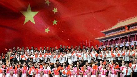 上海庆祝新中国成立70周年晚会