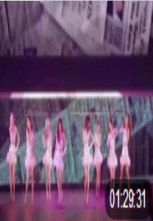 少女时代亚洲四巡演唱