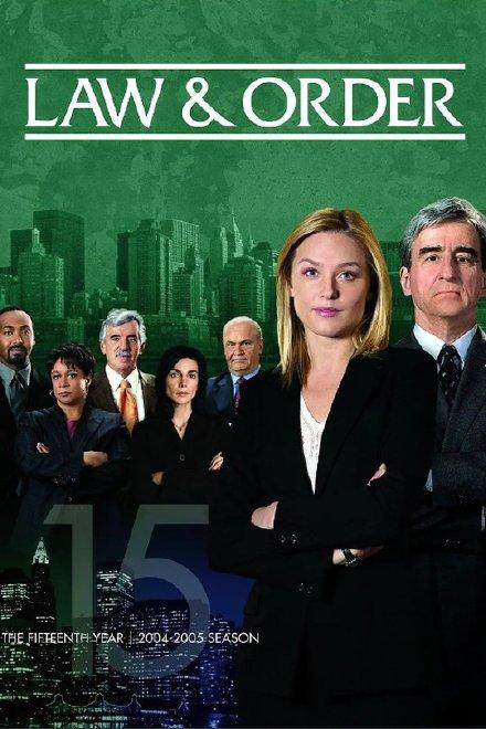 法律与秩序第十五季全集 2004.HD720P 迅雷下载