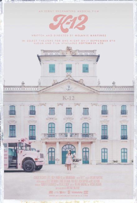 2019 美國《愛哭鬼上學記》很用心的作品,把專輯的歌都串了起來