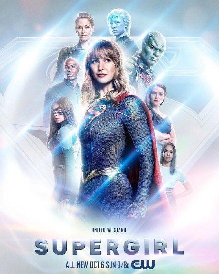 超级少女/女超人第五季全集 2019.HD720P 迅雷下载