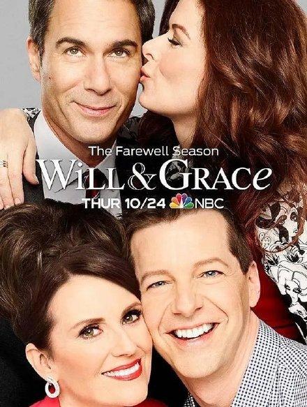 威尔和格蕾丝第十一季(7/18)2019.HD720P 迅雷下载