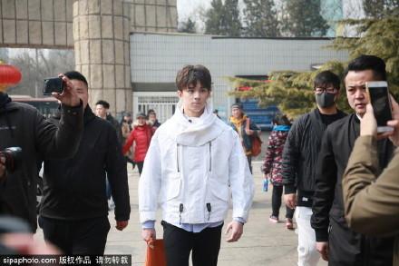 吴磊 北电三试 微博热搜 图5