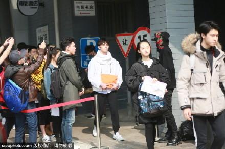 吴磊 北电三试 微博热搜 图8