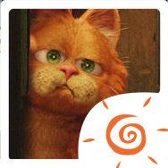 漫悠悠-加菲猫