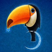 一只惊弓鸟