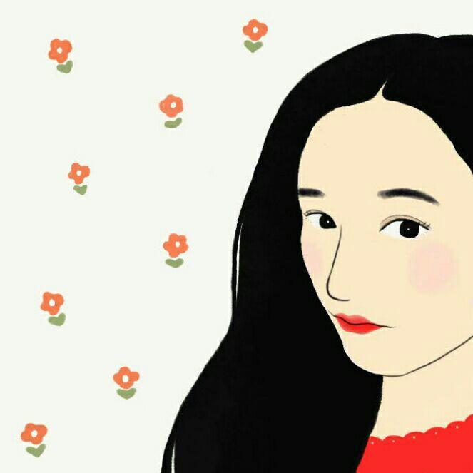 绘画卡通人物赵丽颖