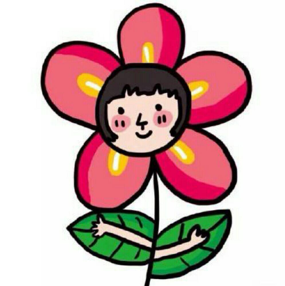 卡通小花图片大全-清新小花图片_卡通灯笼图片_卡通房子图片_卡通树叶