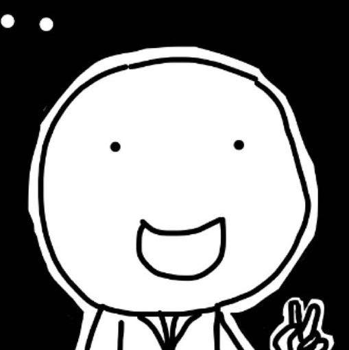 动漫 简笔画 卡通 漫画 手绘 头像 线稿 510_510