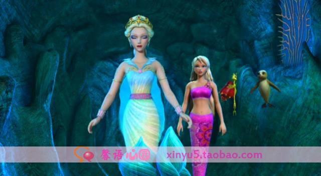 小公主最爱芭比公主系列动画电影26部全集下载,宝宝动画学英语推荐图片 No.4