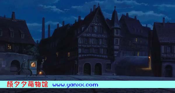 宫崎骏动画电影之《哈尔的移动城堡》高清720P下载,国粤日三语可切换图片 No.2