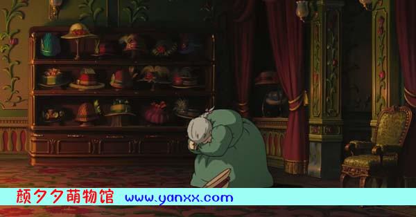 宫崎骏动画电影之《哈尔的移动城堡》高清720P下载,国粤日三语可切换图片 No.3