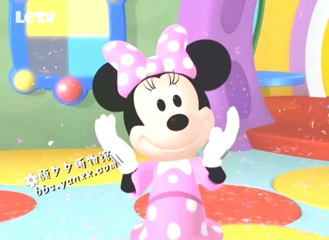米奇妙妙全集中文版之第一季10集《米妮的生日》故事概要与百度网盘下载图片 No.4