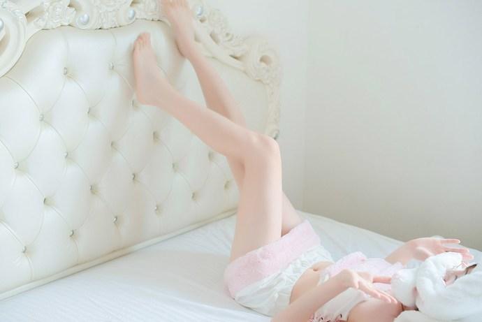 美腿文静同桌超可爱