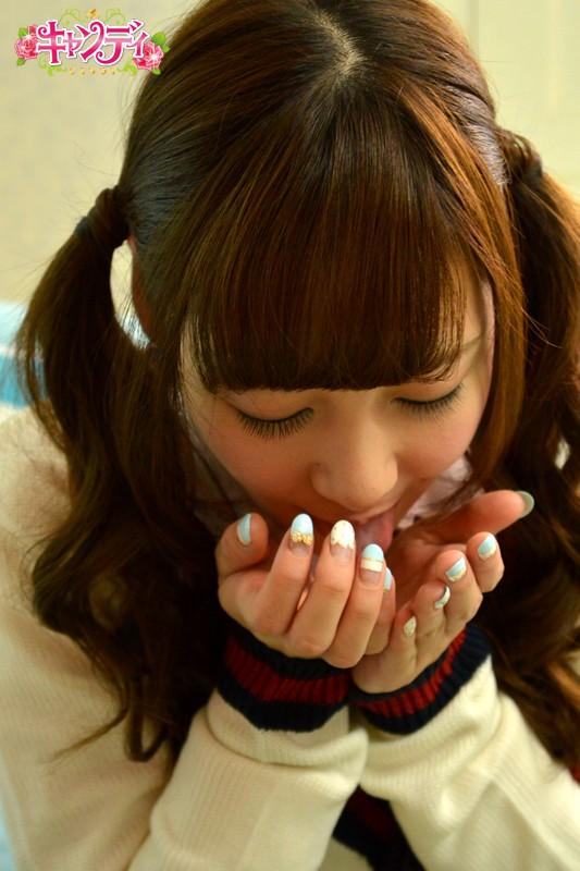 新人女优 非常纯情的贫乳妹子 内村风花作品 番号CND-124