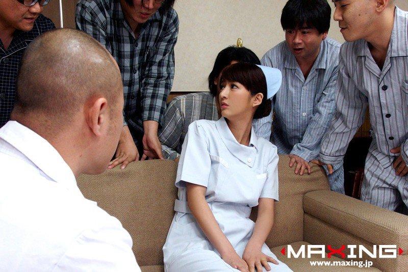MXGS-764 性感痴女护士 麻生希最新作品番号