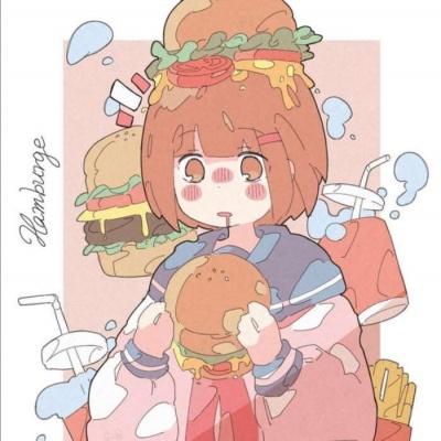 日本插画师 Haるのサブ