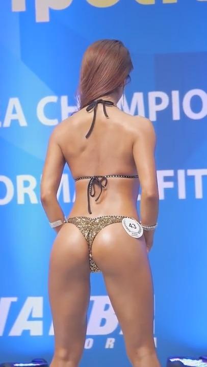 韩国健身美女2
