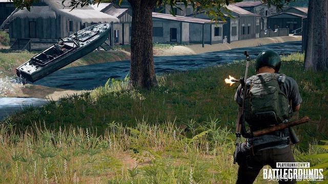 《绝地求生》4X4新地图截图 测试玩家反馈:好玩! 福利小栈 第3张