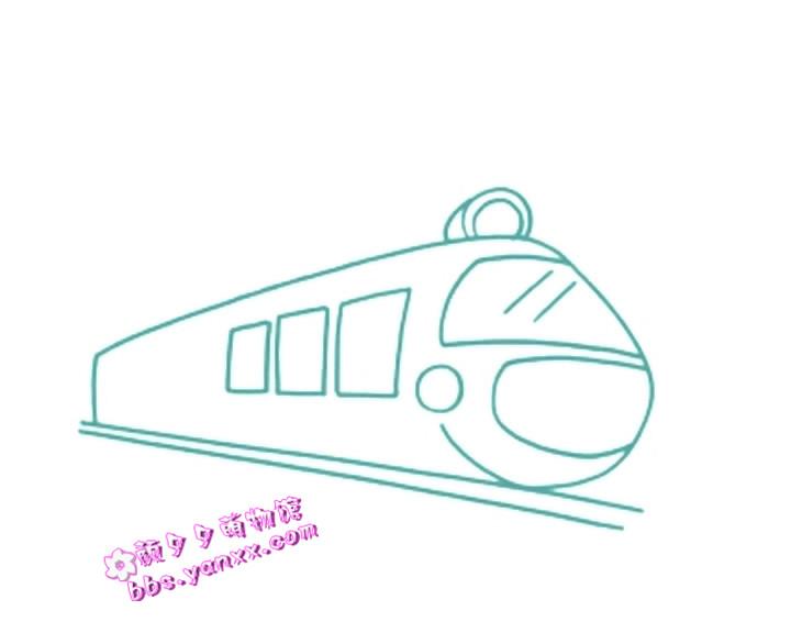 幼儿绘画教程:天才小画家 少儿简笔画大全84集 视频教程_图片 12