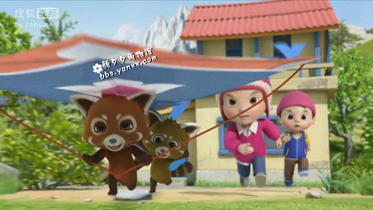 2015年儿童动画片:超级飞侠 全26集 高清720P mp4格式 百度网盘下载图片 No.4