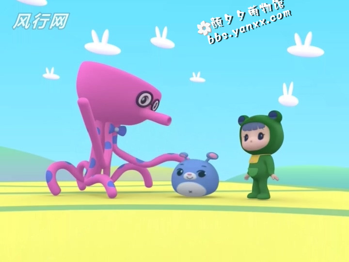 幼儿宝宝国语动画:乐比悠悠 1-2部全104集 高清mp4下载图片 No.4