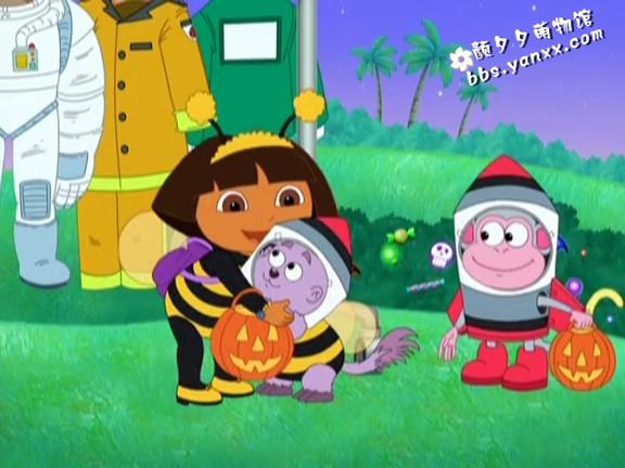 爱探险的朵拉中文版第六季 Dora The Explorer全29集 mp4格式下载图片 No.4