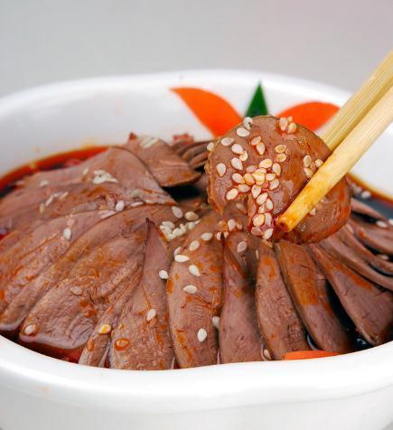 凉拌荤菜,这样的大肉,酸爽好吃不长膘