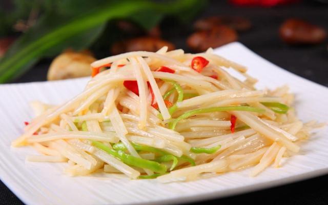炒韭菜、酸辣土豆丝、鱼香茄子这几道小炒的做法,美味值得拥有