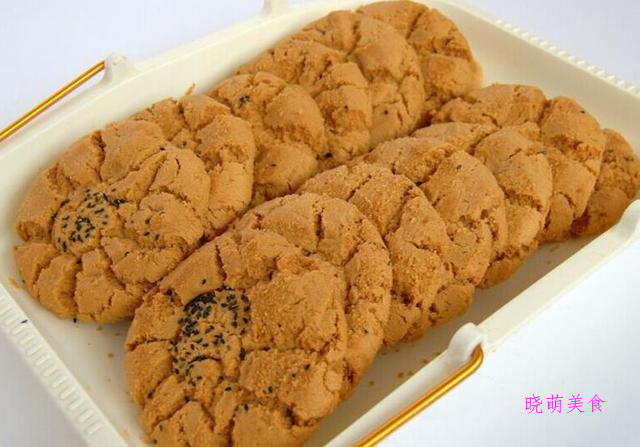 桂花糕、沙琪玛、桃酥、老婆饼这些糕点的简单做法,香甜软糯,美味无法抵挡
