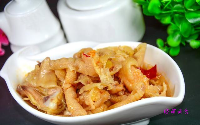 酸辣鸡爪、泡椒凤爪的详细做法,简单易学,好吃又下饭