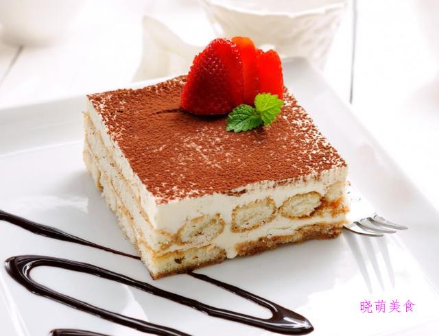提拉米苏、草莓慕斯、巧克力慕斯,这几种蛋糕的详细做法,简单易学,香甜好吃