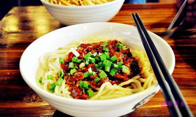 炸酱面、番茄牛肉面、重庆小面的家常做法,营养又好吃