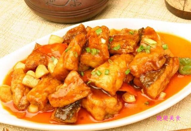 酸菜鱼、水煮鱼、红烧鱼块的家常做法,简单好吃又下饭