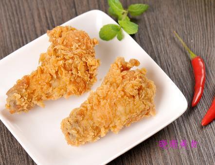 鸡柳、炸鸡块、炸鸡翅、炸鸡腿的详细做法,外酥里嫩
