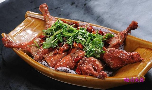 啤酒鸭、盐水鸭、香酥鸭、杭州酱鸭的做法,鲜香美味
