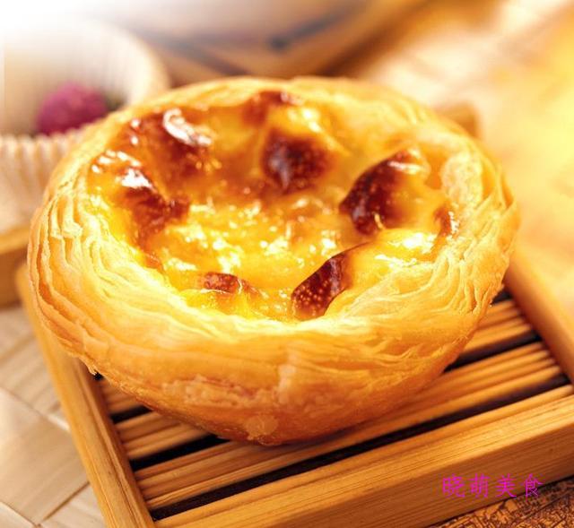 乳酪蛋糕、黄油曲奇、泡芙、蛋挞、海绵蛋糕的做法,香甜绵软
