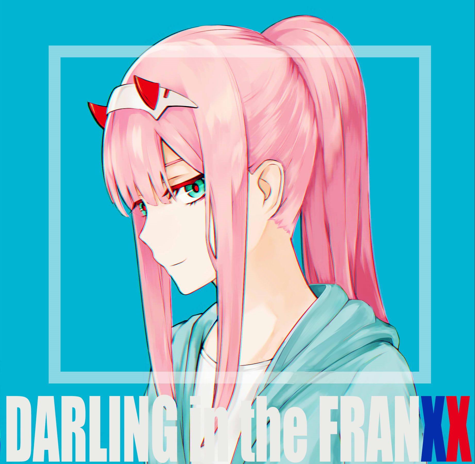 《Darling in the Franxx》02美图壁纸推荐