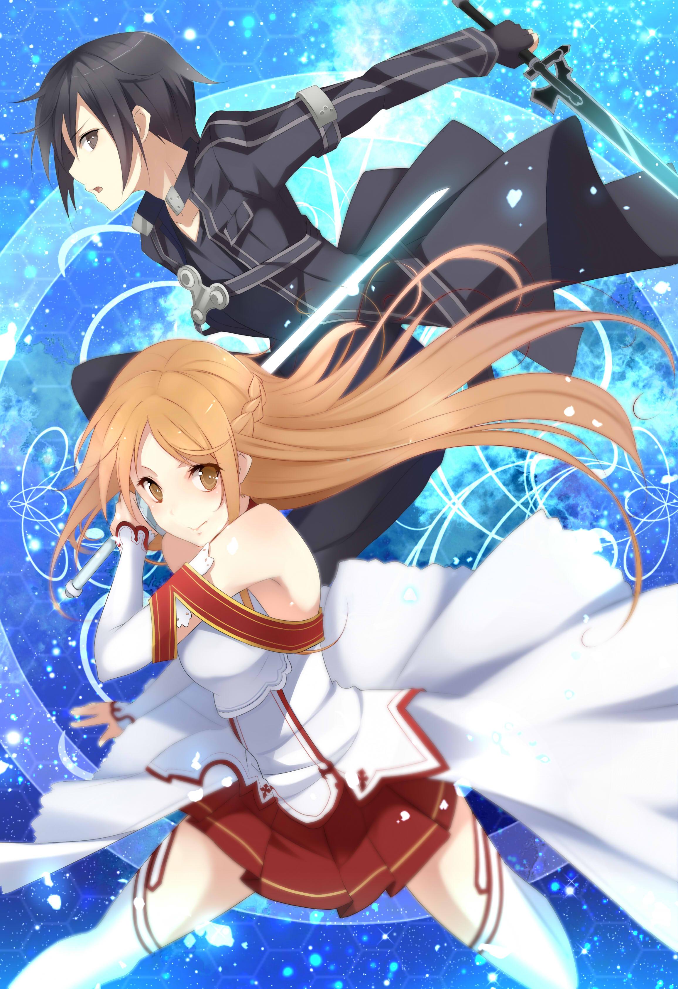 刀剑神域-明日奈(SAO)桌面壁纸图片