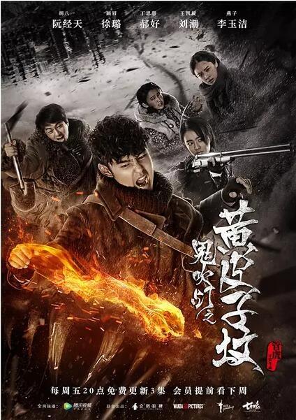 鬼吹灯之黄皮子坟[20集全].2017.1080P.国语中字