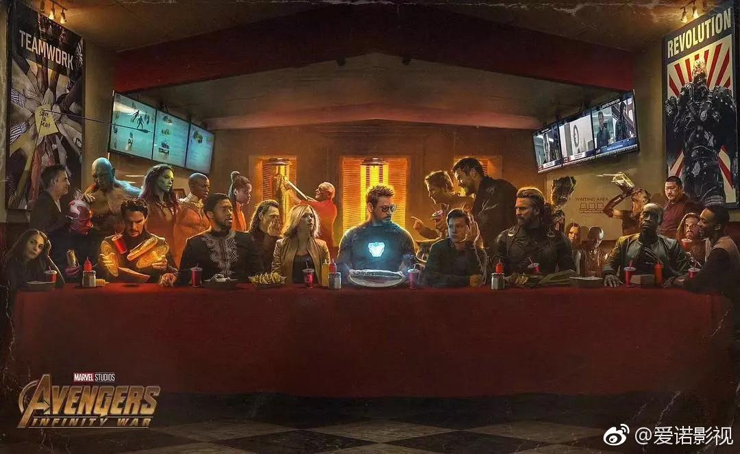 看「复仇者联盟3」前,请先收下这份无剧透观影指南