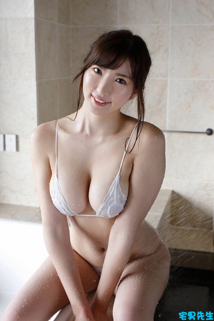 日本宅男女神松嶋えいみG罩杯美长腿写真美女高清图片 男人团 热图7