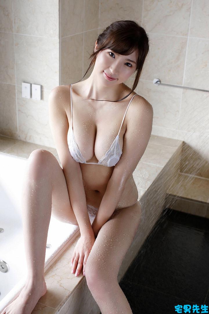 日本宅男女神松嶋えいみG罩杯美长腿写真美女高清图片 男人团 热图6