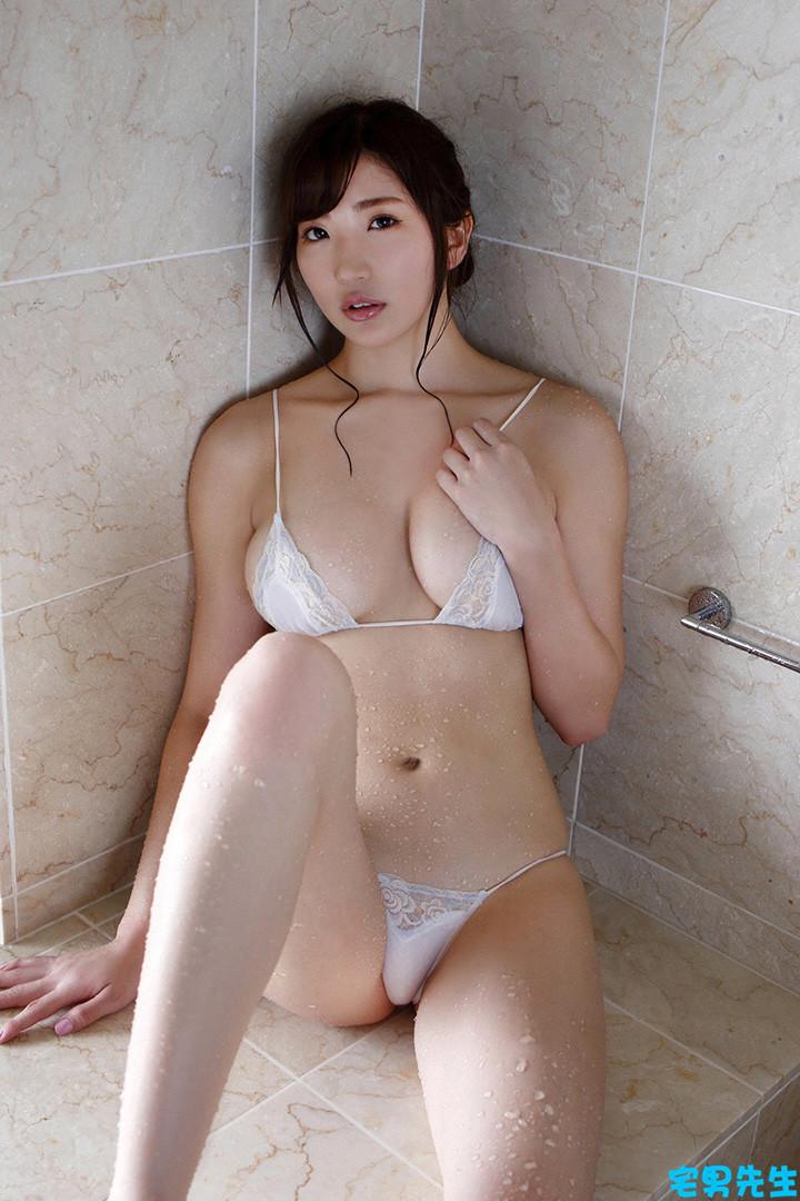 日本宅男女神松嶋えいみG罩杯美长腿写真美女高清图片 男人团 热图3